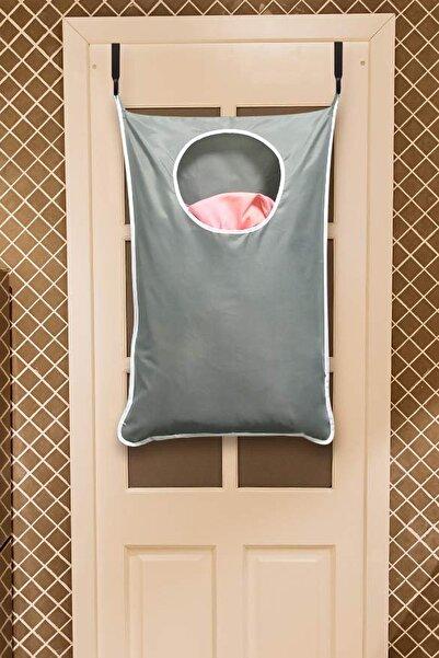 Bundera Waschen Koffer Kirli Çamaşır Sepeti Filesi Katlanabilir Oyuncak Hurcu Kapı Arkası Sepet File