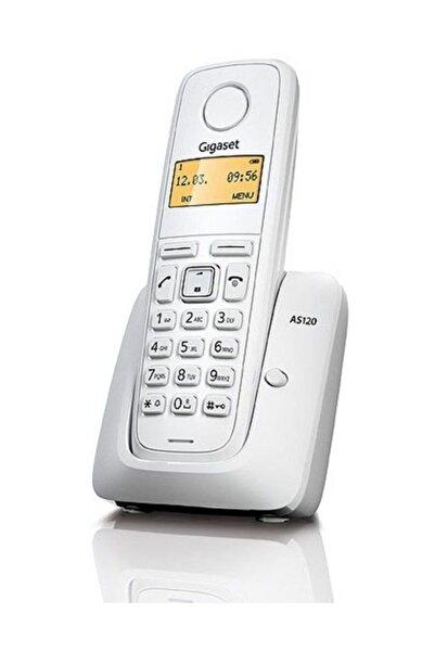 GIGASET Gigaset As120 Dect Telefon Beyaz
