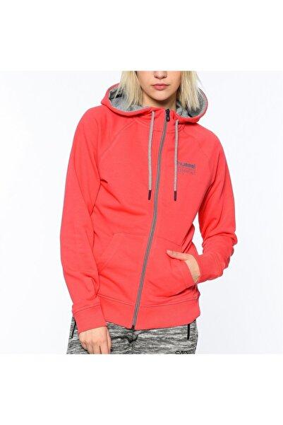 HUMMEL Kadın Sweatshirt Bien Zip Hoodie