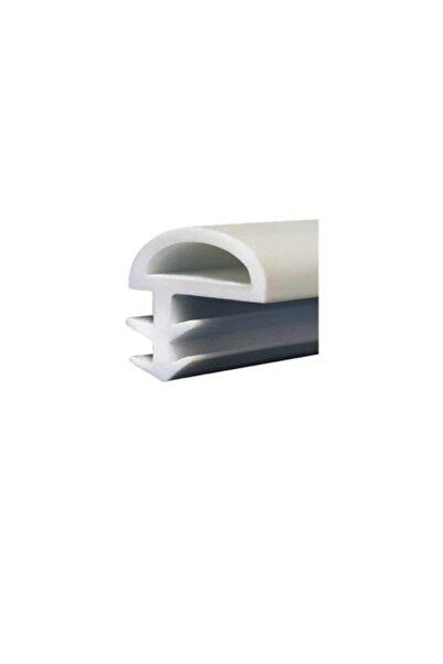 ARON HIRDAVAT Beyaz Amerikan Panel Kapı Kasa Fitili Conta 10 mm Yandan 35 mt
