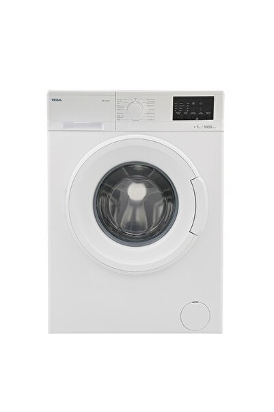 Regal CM 71001 7 Kg 1000 Devir Çamaşır Makinesi
