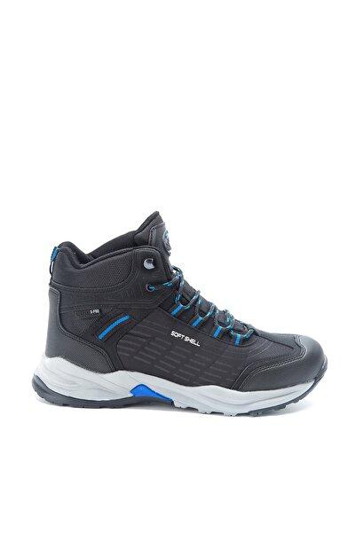 Greyder Erkek Siyah-Saks Outdoor Ayakkabı 9K1DB71160