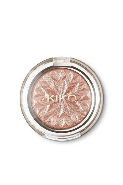 KIKO - Sparklıng Holıday Metallıc Eyeshadow - Göz Farı 02 Better In Rose