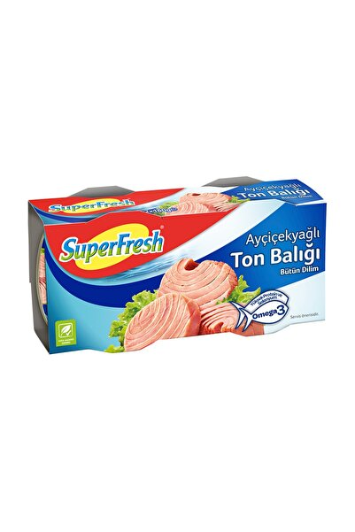 SuperFresh Superfresh Ton Balığı 2X160 G