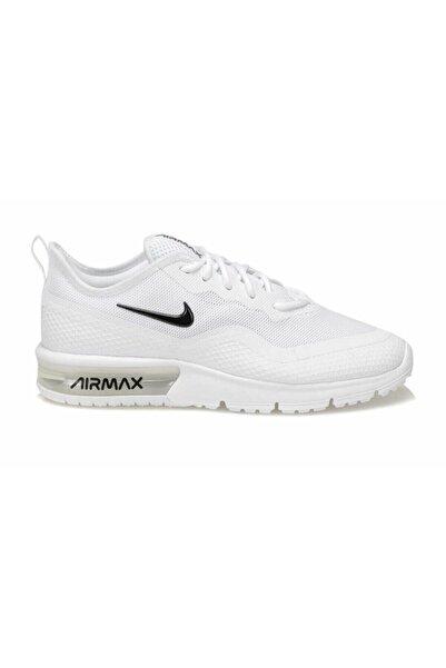 Nike Kadın Beyaz Air Max Sequent 4.5 Spor Ayakkabı Bq8824-100