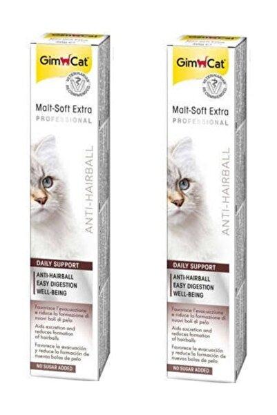 Gimcat Malt-soft-extra Tüy Yumağı Kontrol Kedi Macunu 20 gr * 2 Adet