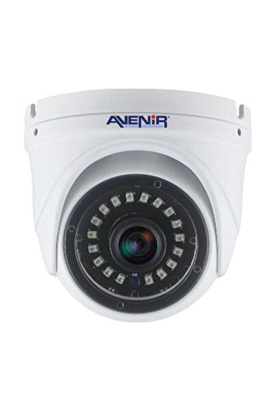 AVENİR Avenır Av-df218 2mp 3.6mm Cmos 1080p Tvı/ahd /cvı/cvbs Plastık Kasa Ir Dome Kamera