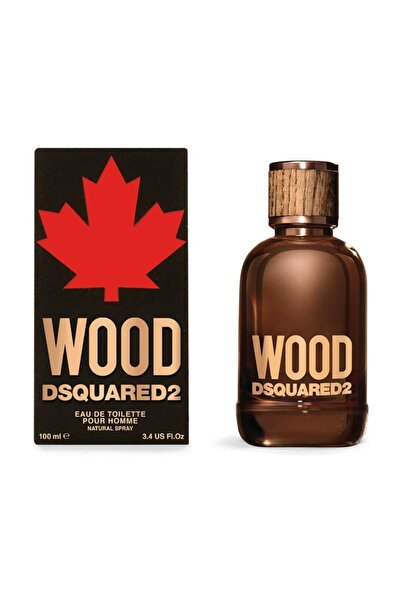 DSquared2 Wood Edt 100 Ml Erkek Parfüm