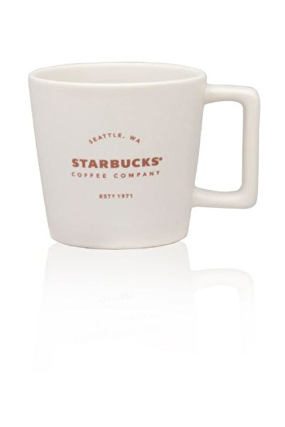 Starbucks Beyaz Termos Bardak Kupa Yılbaşı Serisi