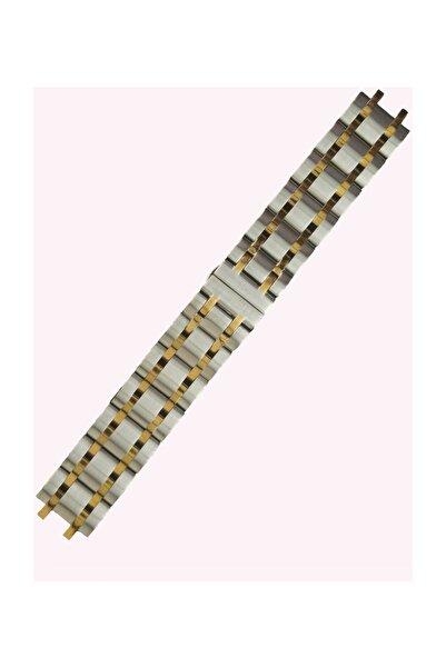 TISSOT Tissot T035.410 T035410a 22mm Gümüş Sarı Çelik Saat Kordonu 513tst