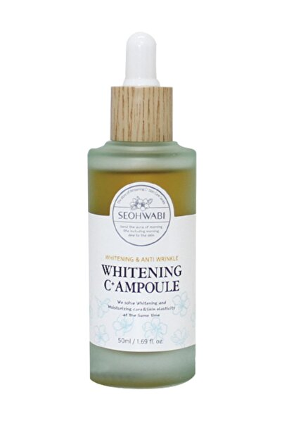 Seohwabi Whitening C+ Ampoule - Aydınlatıcı C Vitaminli Ampul