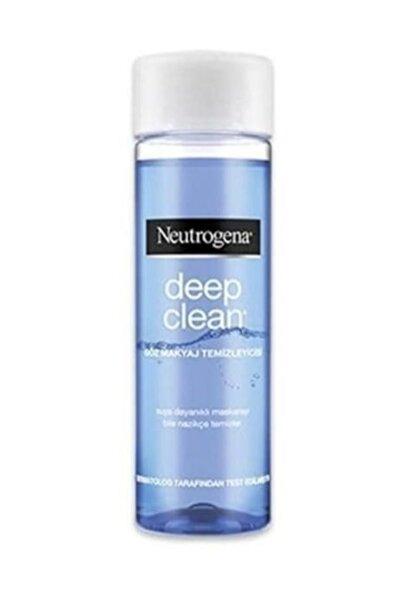 Neutrogena Deep Clean Göz Makyaj Temizleyici 125ml