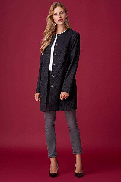 Naramaxx Kadın Siyah Ceket 18K11111Y254