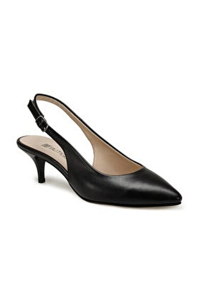 DS20044 Siyah Kadın Gova Ayakkabı 100517595