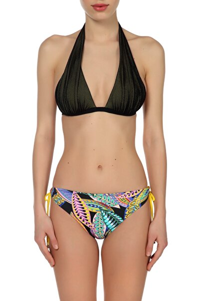 Zeki Triko Kadın Desenli/Renkli Bikini Takımı ZB.1067-19