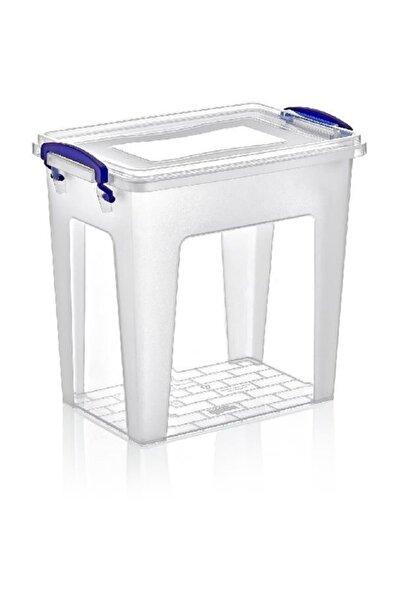 Dünya Plastik Depo Box  Saklama Kutusu - Saklama Kabı 6.5 lt.