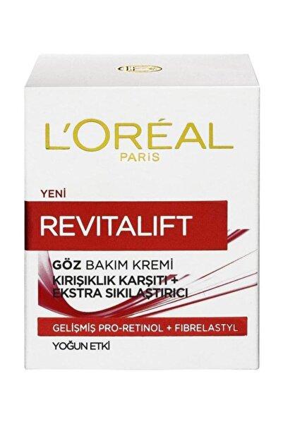 L'Oreal Paris Revitalift Klasik Göz Kremi