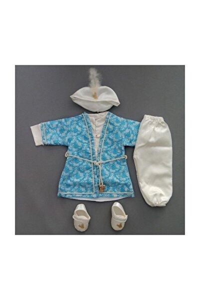 Peite Ponpon Baby Erkek Çocuk Mevlüt Kıyafeti