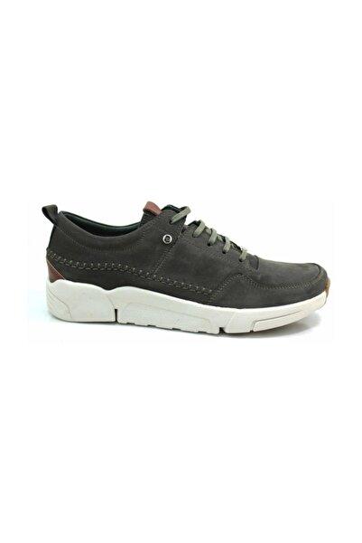 Pierre Cardin 554100 Haki Erkek Günlük Ayakkabı