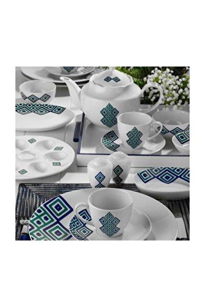 Kütahya Porselen Zeugma 35 Parça Kahvaltı Takımı 10060