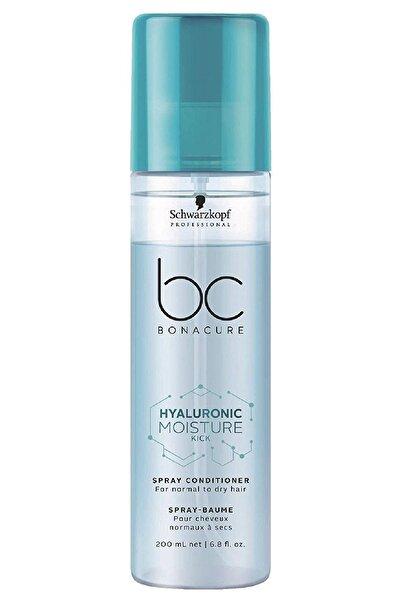 Bonacure Hyaluronic Moisture Kick Nem Yükleme Sprey Krem 200 ml 4045787429510