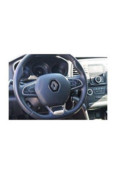 Renault Megane 4 Hb/sedan Mat Direksiyon Kromu 2016 Ve Sonrası