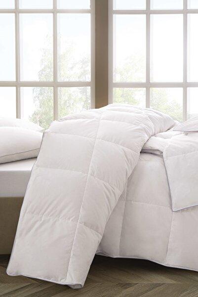 Yataş Bedding Deluxe Kaz Tüyü Çift Kişilik Yorgan - (%70 Gıdık)