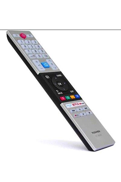 Toshiba Toshıba Ct-8543 Televizyon Kumandası 30101775 Orijinal
