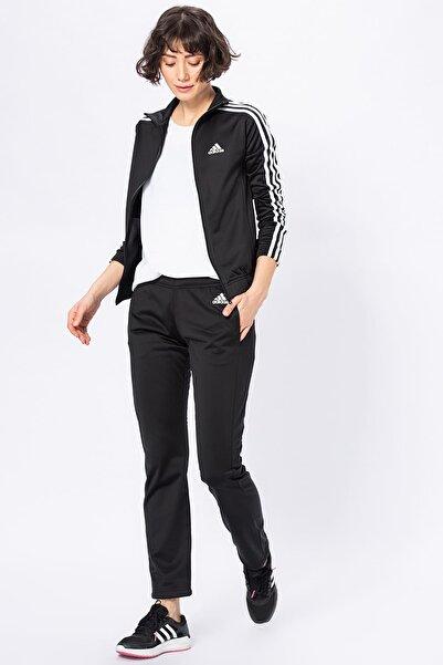 adidas Kadın Siyah Eşofman Takımı Back2Bas 3S Ts BK4674 - BK4674
