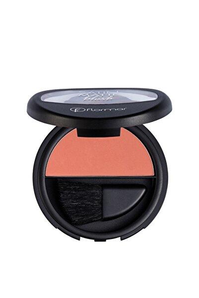 Flormar Allık - Satin Matte Blush On Peach Brown 6 g 8690604395651