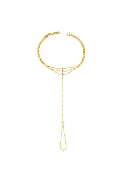 Zeyy Jewelry & Diamond Kadın Sarı Duyy Şahmeran RBL005
