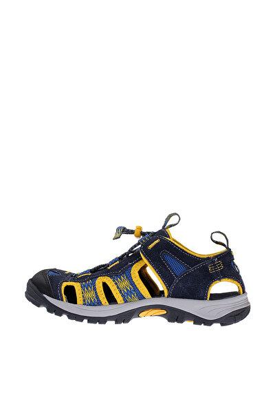 Timberland Erkek Çocuk Sandalet 2570A TIMBERLAND ADVSKR CLSDTOE NVY/Y BLUE