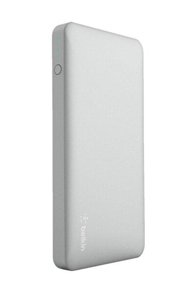 Belkin PowerBank 10000mAH Dual 2.4A ve 3.4A - Gümüş