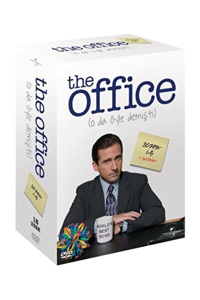 Pal DVD-THE OFFICE 1-5 Sezon (18 DVD)