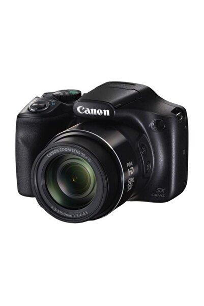 Canon PowerShot SX540 HS Siyah Fotoğraf Makinesi  (Canon Eurasia Garantili)