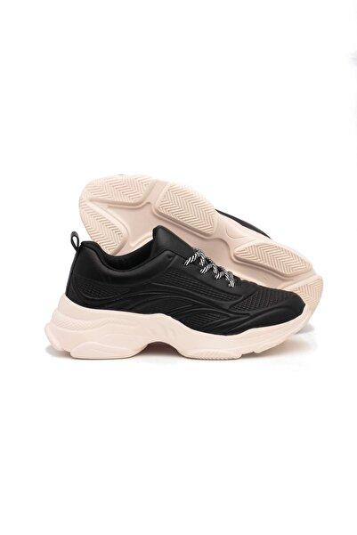 TIFFANY&TOMATO Siyah Kadın  Sneaker 9150490Z