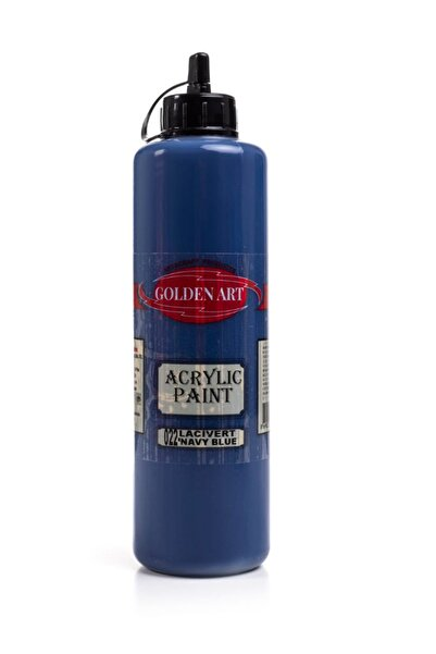 Bigpoint Golden Art Akrilik Boya 500ml - 022 Lacivert