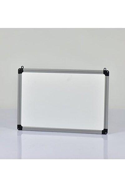 Hdg Yazı Tahtası Beyaz - Duvar Askı Aparatlı -Pvc Çerçeve 23X32 Cm