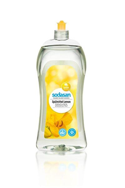 Sodasan Elde Bulaşık Deterjanı Limon - 1000 ml