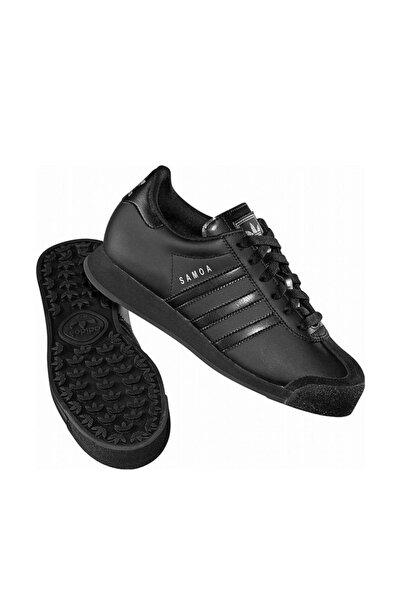 adidas Siyah Çocuk G22610 Samoa Sneaker