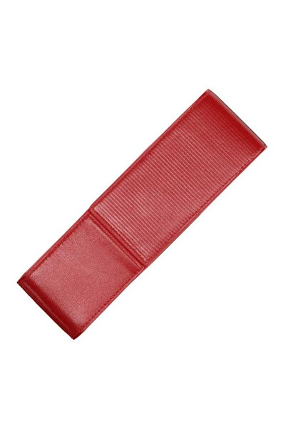 Lamy 2Li Deri Kalem Kılıfı Kırmızı A315