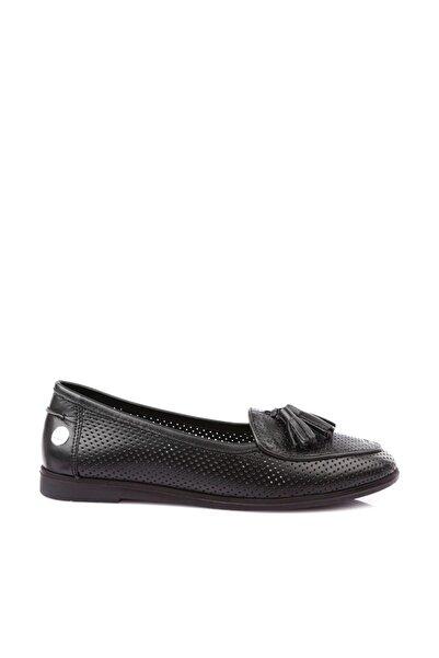 Mammamia Kadın Siyah  Casual Ayakkabı D19YA-3945