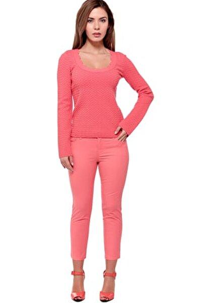 Kadın Pembe Pantolon Ss1700002350