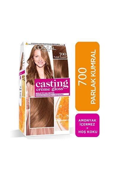 L'Oreal Paris Saç Boyası - Casting Creme Gloss 700 Parlak Kumral 3600523302925
