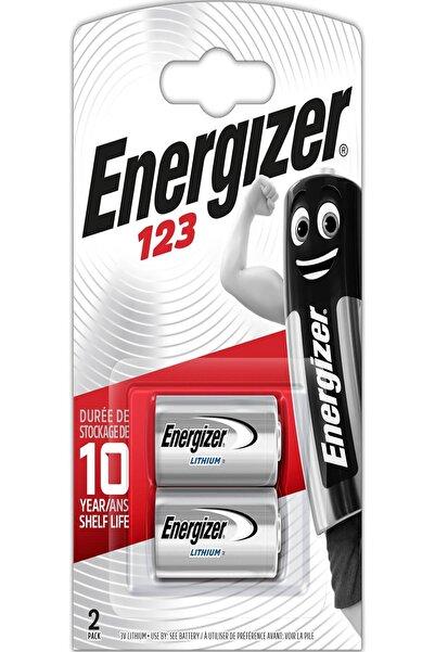 Energizer 123 Lithium 2 li Pil