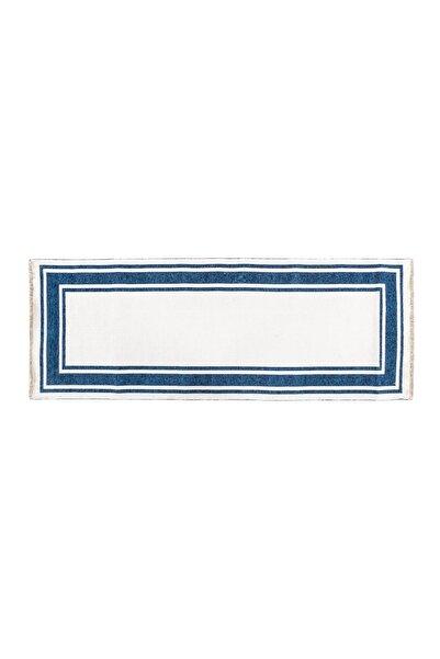 Mudo Concept Alice Yolluk Lacivert-Beyaz 75X200 Cm