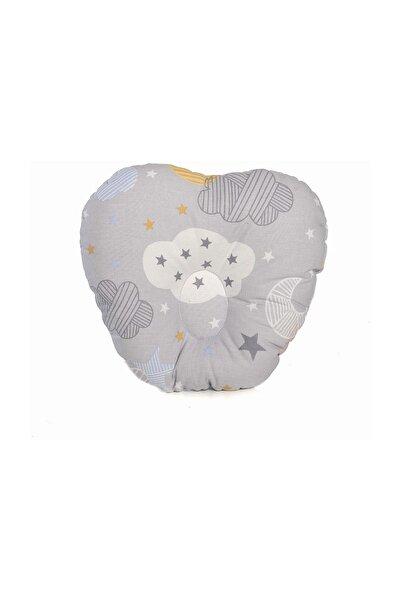 LavaBaby Lava Baby Düz Kafa yastığı - Gri BULUT
