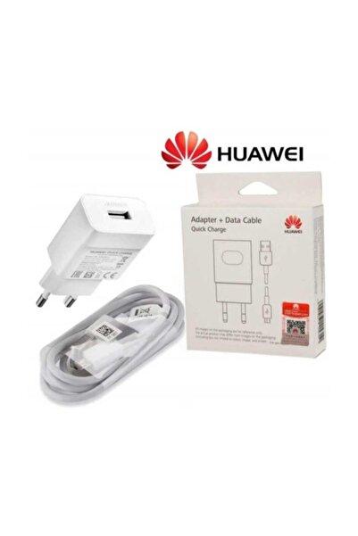 Huawei Orijinal Hızlı Micro Uyumlu Usb Sarj Aleti Beyaz
