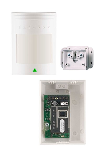 PARADOX 476+ Pır  + Ayak  Analog Single Optik Pır Hareket Dedektörü