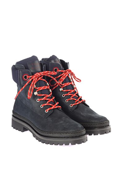 Tommy Hilfiger Kadın Sporty Outdoor Lace Up Bot FW0FW04343